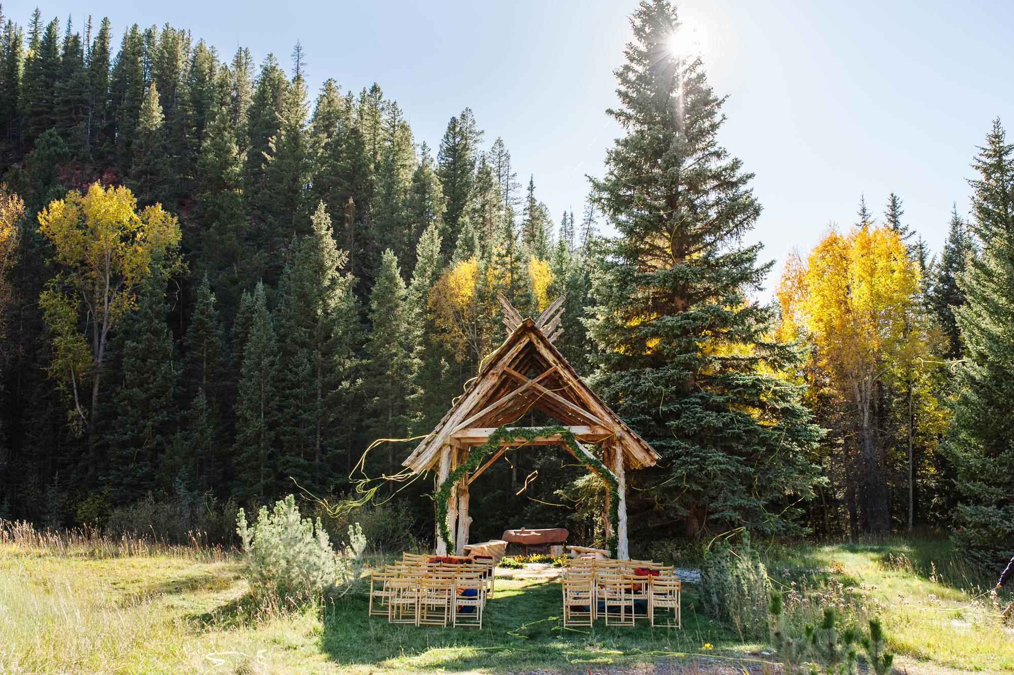 Dunton Hot Springs Wedding Photographer 0056
