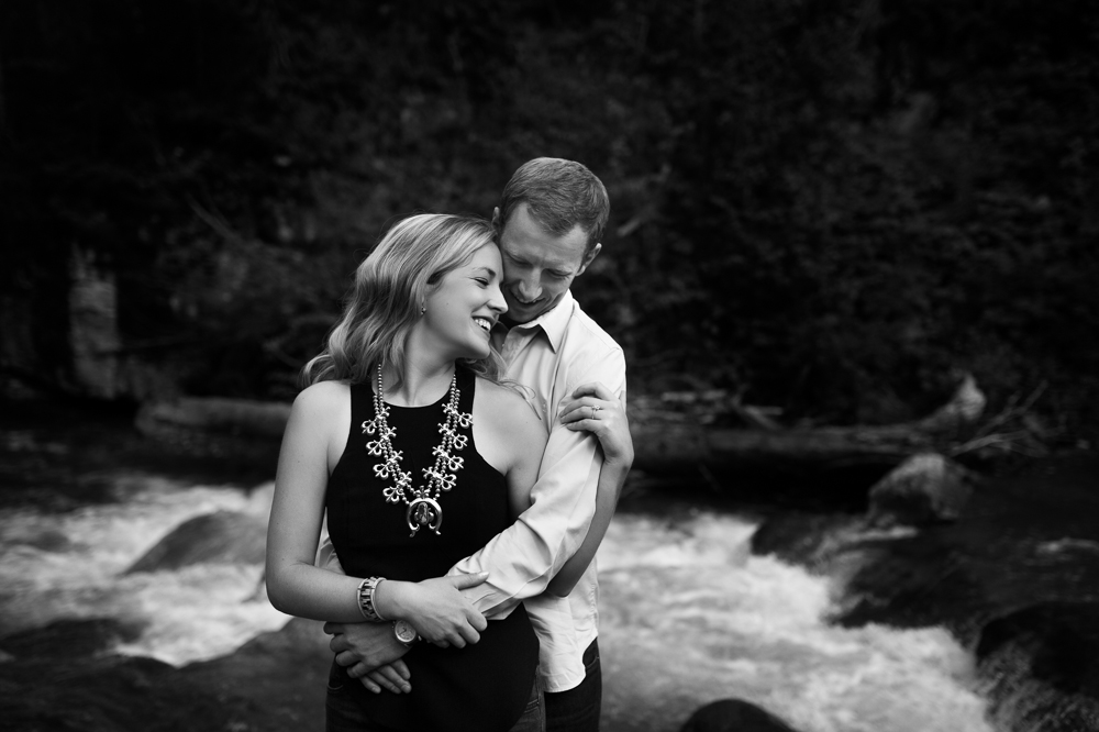 Sam & Niall :: Durango Engagement Session