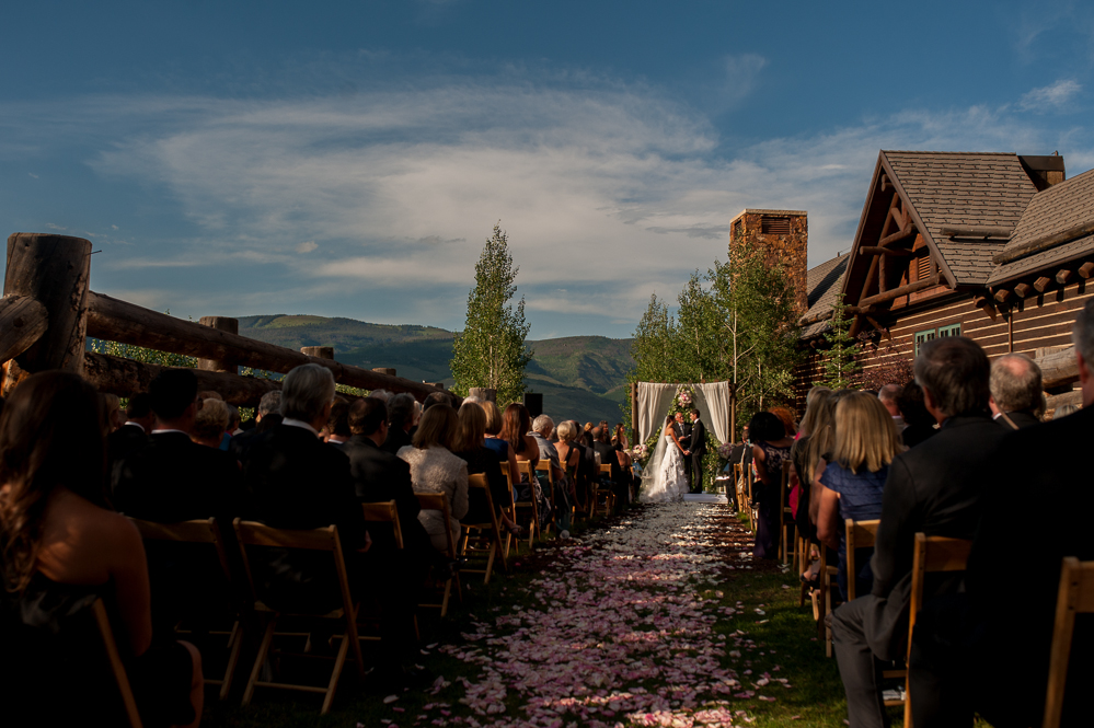 Ritz Carlton Bachelor Gulch Wedding 20 Of 101