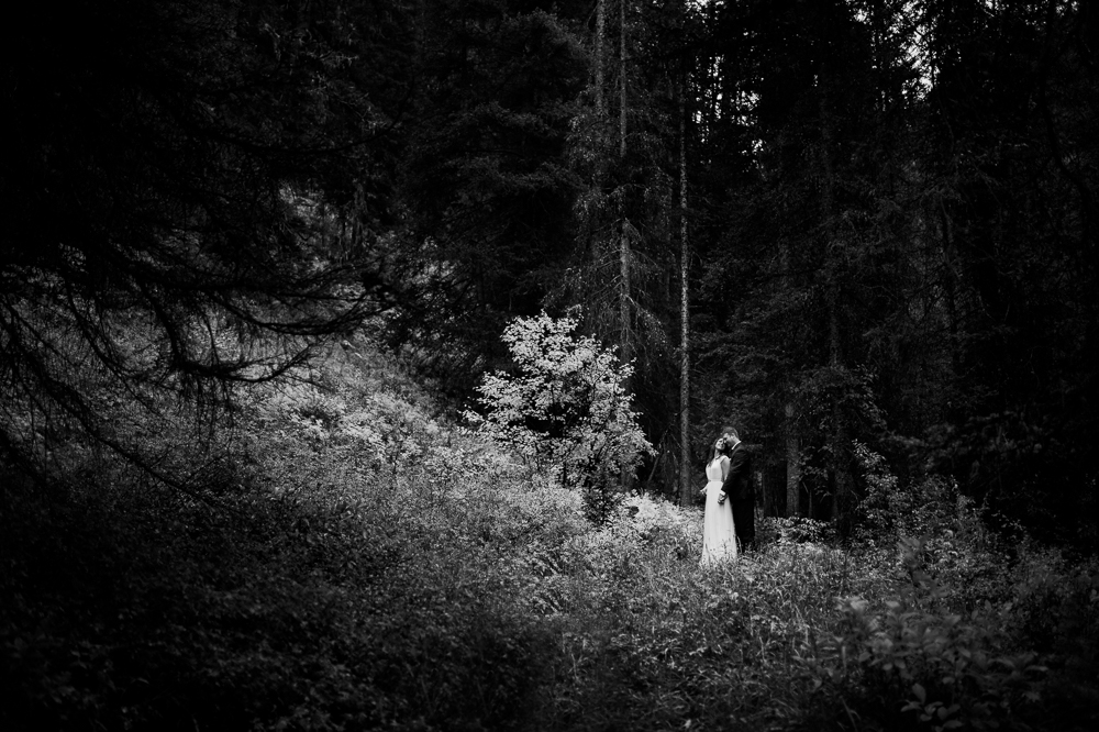 Renee & Jesse Elopement : Dunton Hot Springs Wedding Photographer