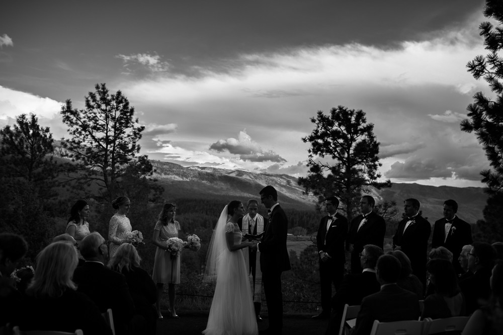 Adrian & Jordan : Glacier Club Durango Wedding Photographer : Southwest Colorado