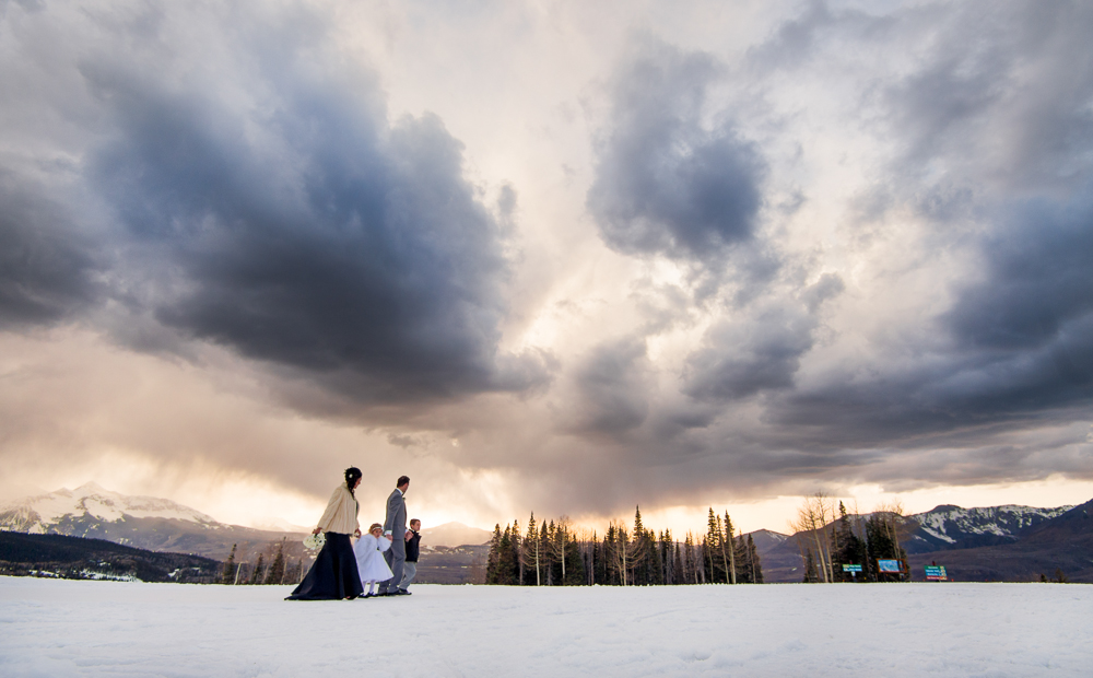 Chantel & Josh - Telluride Elopement - Wedding Photographers